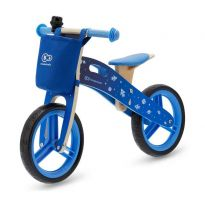 Kinderkraft bicikl guralica Runner Galaxy blue with accessories